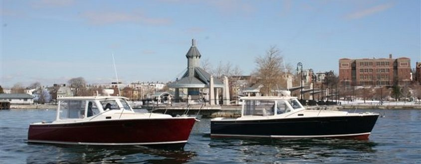 MJM 40z & MJM 50z by Boston Boatworks
