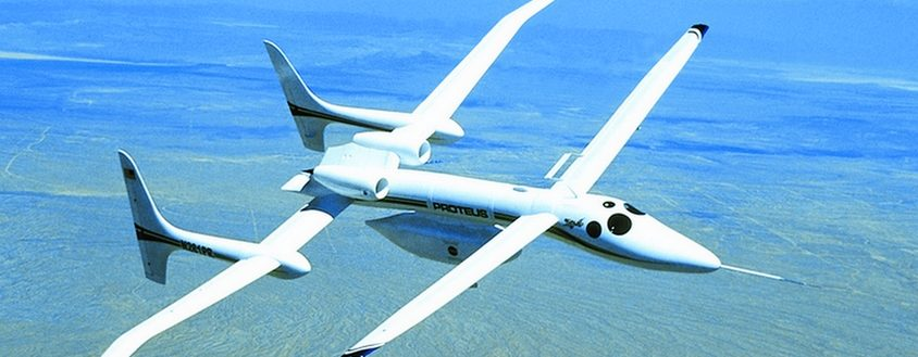 Proteus by Scaled Composites